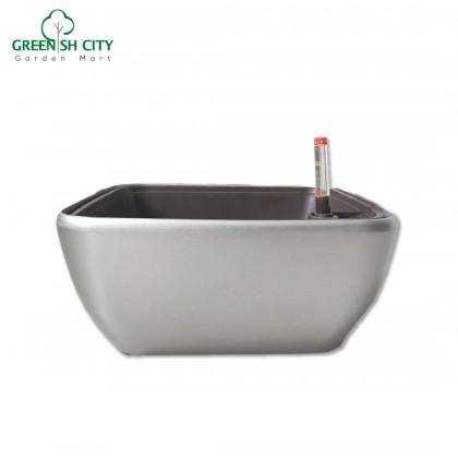GNC - Self Watering Indoor Plastic Planter Pot - Model No 1011 迷你水仙盆系列自动浇水懒人花盆